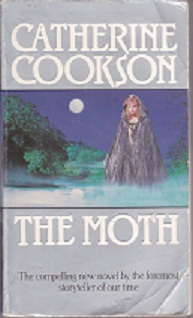 Secondhand Used Book - THE MOTH by Catherine Cookson