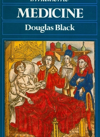 SecondhandUsed  book - INVITATION TO MEDICINE by Douglas Black