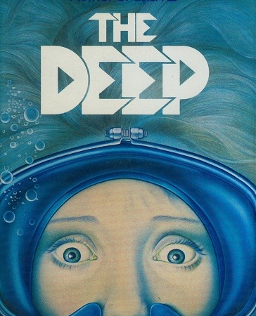 Secondhand Used book - THE DEEP by Peter Benchley