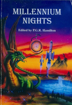 Secondhand Used book - MILLENNIUM NIGHTS edited by P.G.R. Hamilton