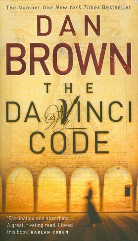 Secondhand Used book - THE DA VINCI CODE by Dan Brown