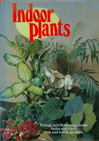 SecondhandUsed  book -  Indoor Plants