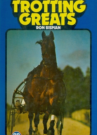 SecondhandUsed  book -  NEW ZEALAND TROTTING GREATS by Ron Bisman