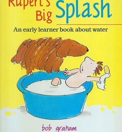 Secondhand Used book - Rupert's Big Splash