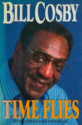Secondhand Used book -  TIME FLIES by Bill Cosby