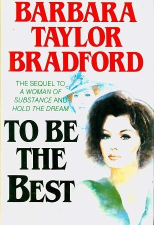 Secondhand Used book - TO BE THE BEST by Barbara Taylor Bradford