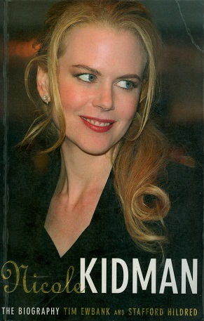 Secondhand Used book -  NICOLE KIDMAN: THE BIOGRAPHY