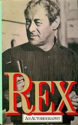 Secondhand Used book - REX by Rex Harrison