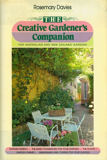 Secondhand Used book - THE CREATIVE GARDENER'S COMPANION by Rosemary Davies