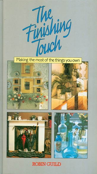 Secondhand Used book - THE FINISHING TOUCH by Robin Guild