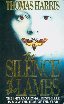Secondhand Used book - THE SILENCE OF THE LAMBS by Thomas Harris