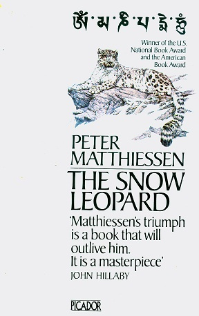 Secondhand Used book - THE SNOW LEOPARD by Peter Matthiessen