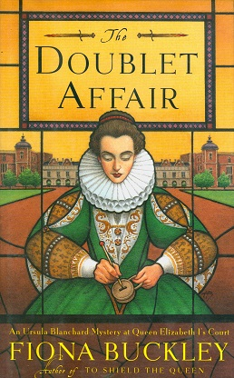 Secondhand Used Book - THE DOUBLET AFFAIR by Fiona Buckley