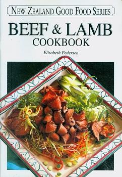 Secondhand Used Book - BEEF AND LAMB COOKBOOK by Elisabeth Pedersen