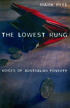 Secondhand Used Book - THE LOWEST RUNG by Mark Peel