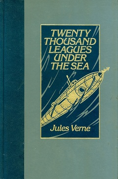 Secondhand Used Book - TWENTY THOUSAND LEAGUES UNDER THE SEA by Jules Verne
