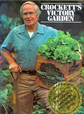Secondhand Used Book - CROCKETT'S VICTORY GARDEN