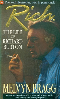 Secondhand Used Book - RICH. THE LIFE OF RICHARD BURTON by Melvyn Bragg