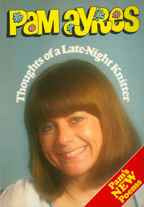 Secondhand Used Book - THOUGHTS OF A LATE-NIGHT KNITTER by Pam Ayres