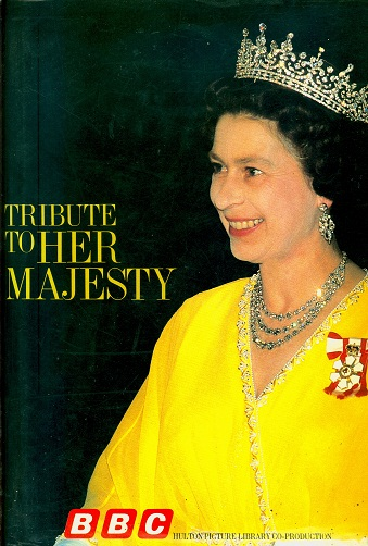 Secondhand Used Book - TRIBUTE TO HER MAJESTY