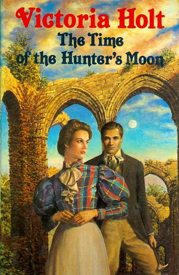 Secondhand Used Book - THE TIME OF THE HUNTER'S MOON by Victoria Holt
