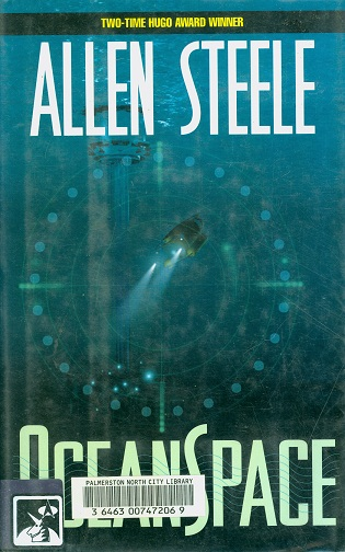 Secondhand Used Book - OCEAN SPACE by Allen Steele