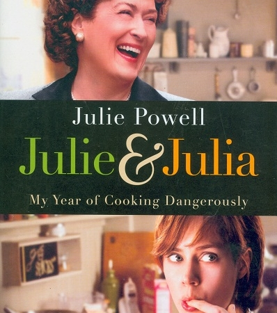 Secondhand Used Book - JULIE & JULIE by Julie Powell