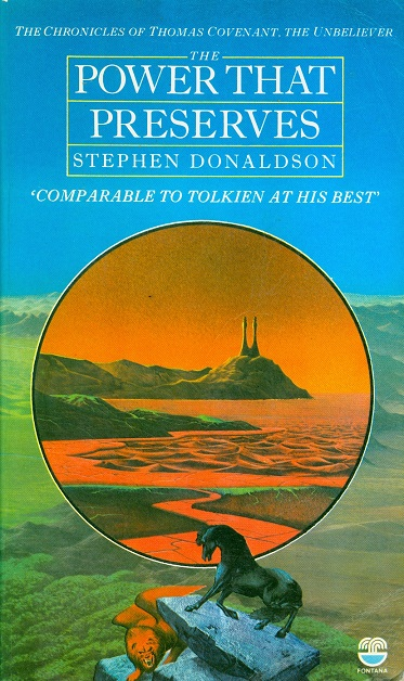 Secondhand Used Book - THE POWER THAT PRESERVES by Stephen Donaldson