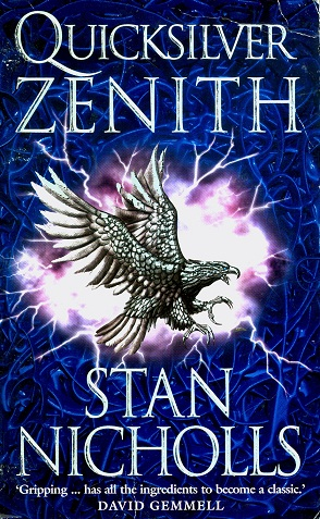 Secondhand Used Book - QUICKSILVER ZENITH by Stan Nicholls