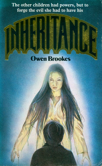 Secondhand Used Book - INHERITANCE by Owen Brookes
