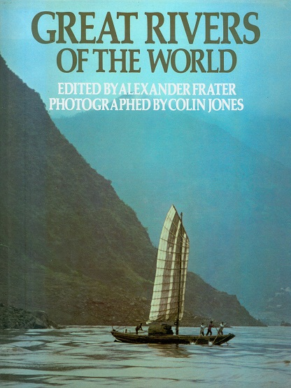 Secondhand Used Book - GREAT RIVERS OF THE WORLD edited by Alexander Frater