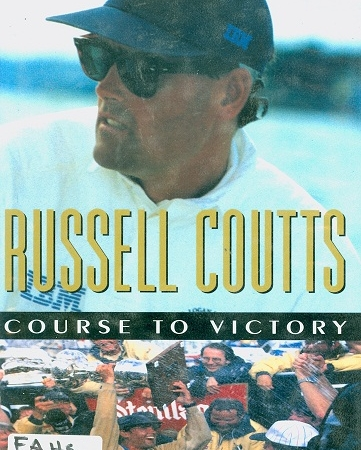 Secondhand Used Book - COURSE TO VICTORY by Russell Coutts