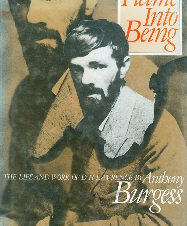 Secondhand Used Book - FLAME INTO BEING: THE LIFE AND WORK OF D H LAWRENCE by Anthony Burgess