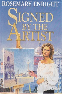 Secondhand Used Book - SIGNED BY THE ARTIST by Rosemary Enright