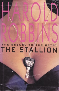 Secondhand Used Book - THE STALLION by Harold Robbins