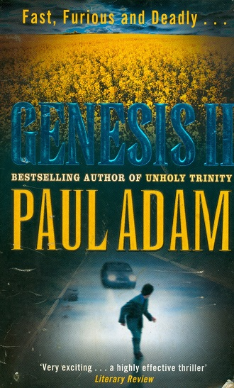 Secondhand Used Book - GENESIS II by Paul Adam