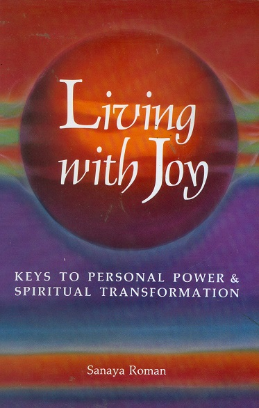 Secondhand Used Book - LIVING WITH JOY by Sanaya Roman
