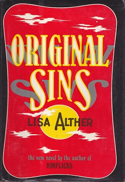 Secondhand Used Book - ORIGINAL SINS by Lisa Alther