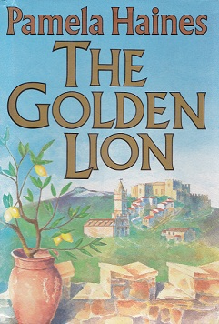 Secondhand Used Book - THE GOLDEN LION by Pamela Haines