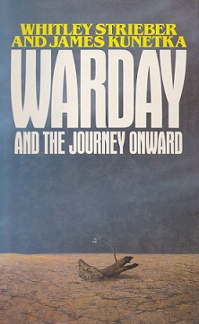 Secondhand Used Book - WARDAY AND THE JOURNEY ONWARD by Whitley Strieber and James Kunetka