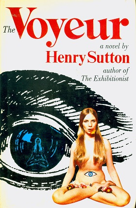 Secondhand Used Book - THE VOYEUR by Henry Sutton
