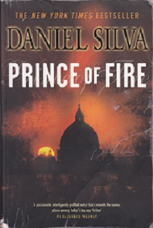 Secondhand Used Book - PRINCE OF FIRE by Daniel Silva