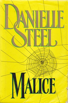 Secondhand Used Book - MALICE by Danielle Steel