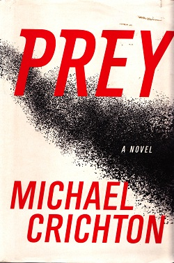 Secondhand Used Book - PREY by Michael Crichton