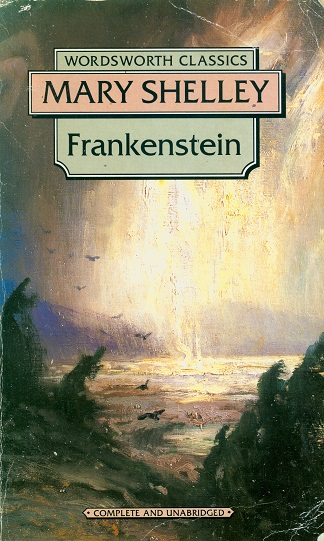 Secondhand Used Book - FRANKENSTEIN by Mary Shelley