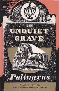 Secondhand Used Book - THE UNQUIET GRAVE by Palinurus