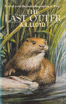 Secondhand Used Book - THE LAST OTTER by A R Lloyd