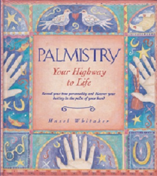 Secondhand Used Book - PALMISTRY: YOUR HIGHWAY TO LIFE by Hazel Whitaker