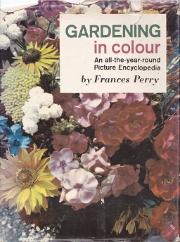 Secondhand Used Book - GARDENING IN COLOUR by Frances Perry