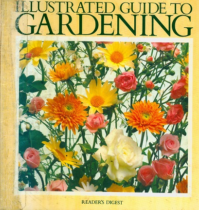 Secondhand Used Book - READER'S DIGEST ILLUSTRATED GUIDE TO GARDENING